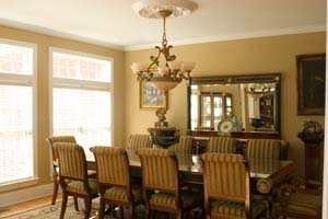 Dining Room image of Westover House Plan